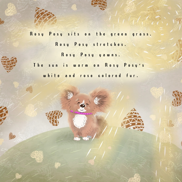 Rosy Posy page 1